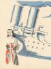 Escales.. [Lhôte - Cocteau] André Lhôte - Jean Cocteau :