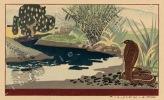 Kim. Illustrations de F.L. Schmied (et G. Miklos). Traduit par Louis Fabulet et Ch. Fountaine-Walker.. [Schmied] Kipling (Rudyard) :