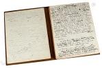 Cerf-Soeurs drapiers.. [Manuscrit] Grancher (Marcel-Etienne ; 1897-1976) :