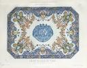 Histoire de la faïence de Rouen. Ouvrage posthume publié par les soins de MM. l'abbé Colas, Gustave Gouellain et Raymond Bordeaux, orné de soixante ...