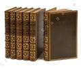 Histoire de l'admirable Don Quichotte de la Manche, traduite de l'espagnol de Michel de Cervantes (par Filleau de Saint-Martin). Enrichie des belles ...