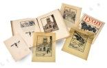 Lyon sur le Rhône. Images de Paul Janin.. Audin (Marius ; 1872-1951) :