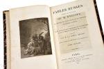 Fables russes tirées du recueil de M. Kriloff et imitées en vers français et italiens par divers auteurs ; précédées d'une introduction de M. ...