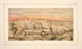 Album de 40 dessins et 6 photographies, réalisé durant un voyage d'agrément au Levant (Egypte, Liban, Syrie, Turquie, Grèce, Serbie, Trieste, Venise). ...