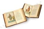 Costumes civils actuels de tous les peuples connus, dessinés d'après nature, gravés et coloriés, accompagnés d'une Notice historique sur les Moeurs, ...