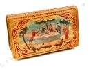Etrennes mignones, curieuses et utiles [...] pour l'année bissextile mil sept cent quatre-vingt. . [Almanach - Reliure peinte] Exceptionnelle pièce ...