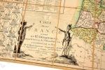 Carte de la France divisée en 83 départemens suivant le Décret de l'Assemblée Natle. sanctionné par le Roi. . Brion (de la Tour, Louis ; c. 1743-1803) ...