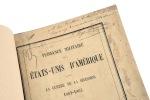 Puissance militaire des Etats-Unis d'Amérique d'après la Guerre de Sécession 1861-1865.. Vigo Roussillon (François-Paul ; 1821-1901) :