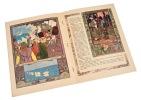 La Princesse. Grenouille. Illustrations d'Ivan Bilibine.. [Bilibine (Ivan Iakolevitch ; 1876-1942)]