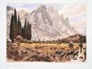 Paysages Mistraliens. Texte de Charles Maurras, eaux-fortes et dessins de Joanny Drevet. . Maurras (Charles ; 1868-1952) - Drevet (Joanny; 1889-1969) ...
