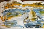 Pirates du Rhône, lithographies originales de Maurice Der Markarian. . Clavel, Bernard :