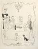 Diable (Le) en ménage, illustrations de Maurice Van Moppès. . [Van Moppès (Maurice)] Dyssord, Jacques :