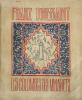 Colombes (Les) des minarets. Anthologie islamique. . Toussaint, Franz :