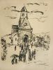 Grasse Normandie, par Gabriel Reuillard. Avec 75 dessins inédits de Maurice Vlaminck. . Reuillard, Gabriel :
