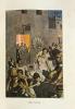 Orgie (L') latine. Illustrations par Auguste Leroux. . Champsaur, Félicien :