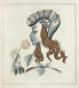 Florilège. Les Femmes et l'amour. La Fleur des poésies françaises du XVIe siècle. Dessins de May Néama. Bois de Gilbert Poilliot. .