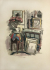 En Ménage. Orné de vingt-trois dessins par Em. Jodelet.. Huysmans, J.-K. :