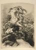 Centaures (Les). Roman. Avec vingt-deux compositions gravées sur bois et sur cuivre par Victor Prouvé. . Lichtenberger, André :