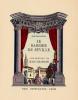 Le Barbier de Séville. Le Mariage de Figaro. Aquarelles de Jean Gradassi. . Beaumarchais :