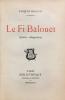 Fi (Le) Bâlouët.. Renaud, Jacques :