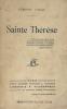 Sainte Thérèse.. Cazal, Edmond :