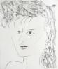 Jeune (La) fille verte. Illustré de 14 lithographies de Roger Chastel.. Toulet, P.J. :