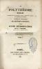 Du polythéisme romain, considéré dans ses rapports avec la philosophie grecque et la religion chrétienne ; ouvrage posthume précédé d'une introduction ...