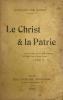Christ (Le) et la patrie.. Grillot de Givry (Emile-Jules Grillot) :