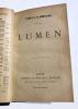 Lumen.. Flammarion, Camille :