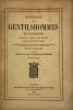 Catalogue des Gentilshommes de Bourgogne, Bresse, Bugey, Valromey et de la Principauté de Dombes qui ont pris part ou envoyé leur procuration aux ...