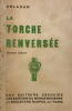 Torche (La) renversée. Roman inédit.. Péladan (Joséphin 1859 - 1918) :