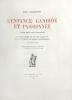 """Enfance (L') candide et passionnée. Cahier inédit d'une étude """"La rencontre du duc de Hamilton et la névrose de Marie Bashkirtseff"""" par Louis Ginies. ..."""