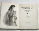 Blasons (Les) anatomiques du corps féminin. Préface de Jean Marcenac. Illustrations de J.A. Carlotti..