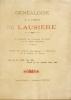 Généalogie de la famille de Lausière. En Dauphiné, en Provence, en Bugey et au Comté Venaissin. Extrait des Archives généalogiques et historiques de ...