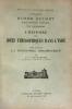 Histoire (L') des idées théosophiques dans l'Inde. Tome premier : La théosophie brahmanique; Tome second : La théosophie bouddhique.. Oltramare, Paul ...