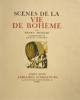 Scènes de la vie de Bohème. Illustrations de Daniel-Girard.. Murger, Henry :