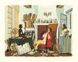 Contes. Illustrations de Henry Lemarié.. La Fontaine, Jean de :
