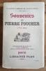 La Belle famille de Victor Hugo - Souvenirs de Pierre Foucher 1772-1845. FOUCHER Pierre