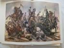 2 Décembre 1805, Napoléon, Austerlitz. Bien complet de sa suite couleurs et du bon de souscription.. LACHOUQUE, Henri. - Jack GIRBAL.