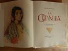 La Gitanella.. CERVANTES, Miguel de. - Edouard CHIMOT.