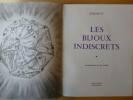 Les Bijoux Indiscrets.. DIDEROT, Denis. - Fernand VAN HAMME.