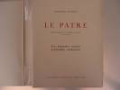 Le Patre. Traduit du Provençal. Bien complet de ses 16 Lithographies.. AUBANEL, Théodore. - André JORDAN.