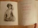 Poésies Erotiques.. LE CHEVALIER DE PARNY, Evariste-Désiré de Forges. - BRESVAL J.A.