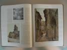 Demeures Inspirées et Sites Romanesques. (Galeries de grands auteurs dans leurs différents environnements de travail.) Tome 1 seul.. LECUYER Raymond  ...
