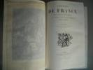 L'histoire de France depuis les temps les plus reculés jusqu'en 1789, racontée à mes petits-enfants. T 1 à 5 : 75, 66, 74, 94, 85 gravures. Tome 5 ...