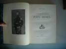 L'Enseigne de Vaisseau Paul Henry. Défenseur de la Mission de Pékin.. BAZIN, René.