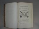 Histoire Tintamarresque de Napoléon III par Touchatout. Deuxième Partie.. BIENVENU, Léon dit TOUCHATOUT.