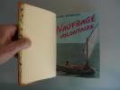 Naufragé Volontaire. Complet de sa carte dépliante.. BOMBARD, Alain.