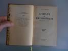 L'Amant de Lady Chatterley.. LAWRENCE, D.H.