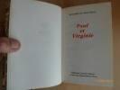 Paul et Virginie. Texte établi avec une Introduction, des Notes et des Variantes par Pierre Trahard. Nouvelle Edition revue et complétée.. BERNARDIN ...